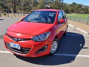 Hyundai  i20 Active, 2012, Low Kilometres  North Hobart Hobart City Preview