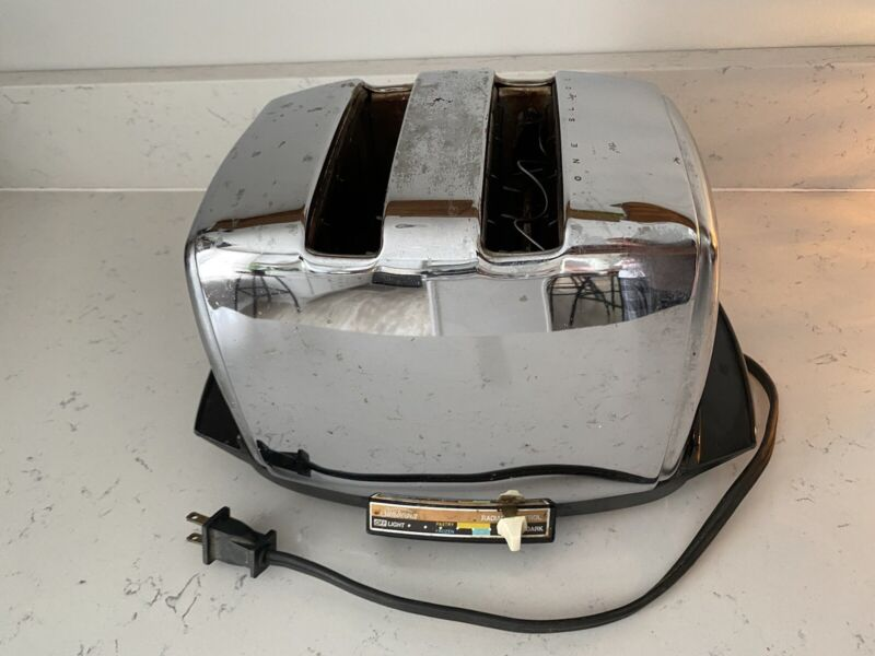Sunbeam Radiant Toaster Service AT-W Auto Drop Works