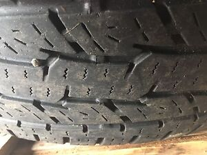 Truck Tires P245 70R 17