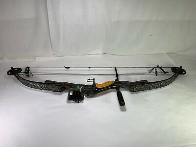 RH Proline Point Blank Camo Compound Bow Guaranteed