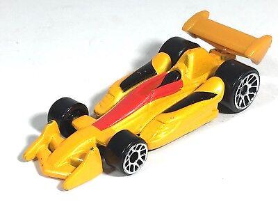 Cheap Race Cars (Hot Wheels 2007 McDonalds Happy Meal Toy Team HW Flash Fire Open Wheel Race)