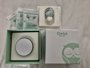 Owlet  Smart Sock Pulse Oximeter, $200 OBO