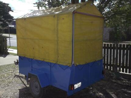 7x4ft box trailer Kippa-ring Redcliffe Area Preview