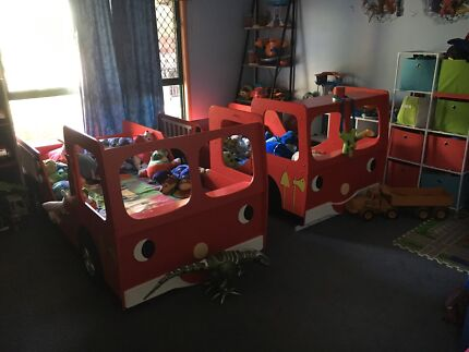 Fire Engine single beds Casino Richmond Valley Preview