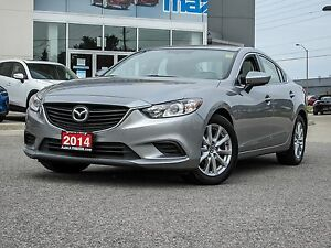 2014 Mazda Mazda6 AUTO, ALLOY, BLUE TOOTH