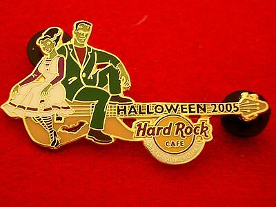 HRC Hard Rock Cafe Osaka Citywalk Halloween 2005 Guitar Frankenstein LE300
