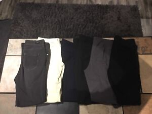 Women's Name Brand Size Medium Bottoms LOT For Sale