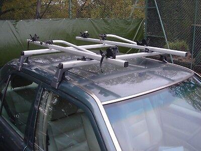 Roof Rack Bars C-15 lock Aero 130cm Mercedes Citan C218 E-Class W211 W212