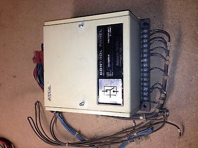 Asco Contol Panel Automatic Switch Company S56821-8 480y277v