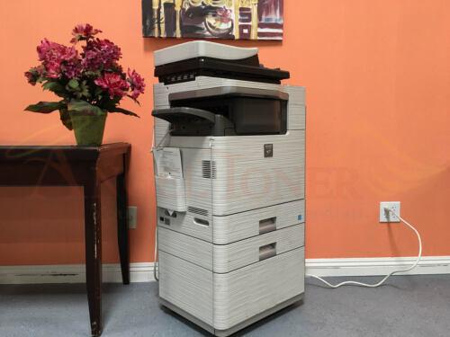 Sharp Mx C402sc A4 Color Mfp  Laser Copier 40ppm  Copy Print Scan