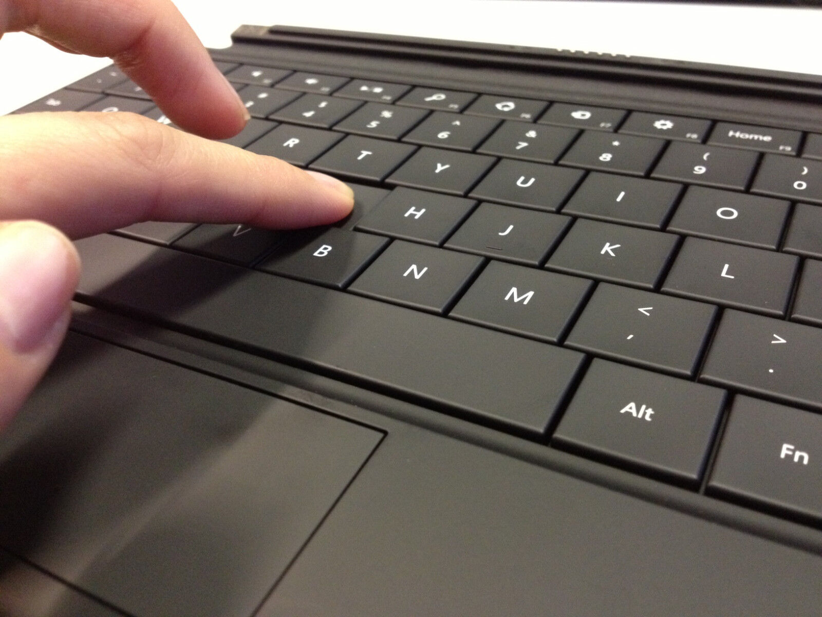 how to clean surface pro 2 keyboard