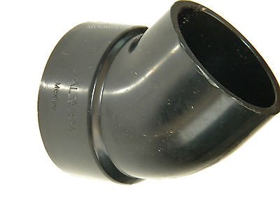 Carpet Cleaning - Mytee Portable Extractor Elbow Drain Connector