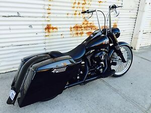 Harley Davidson Roadking Full Custom FLHRCI O'Connor Fremantle Area Preview