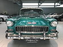 Chevrolet Bel Air V8 Oldtimer H Kennzeichen 4DoorSedan TOP
