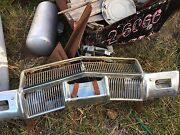 Buick Riviera 1970 Front Bumper Bar and Grill Assy Gisborne South Macedon Ranges Preview