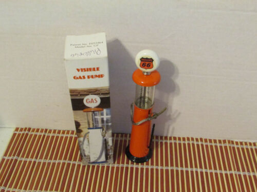 Miniature Antique Gas Pump Phillips 66