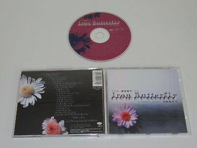 IRON BUTTERFLY/LIGHT AND HEAVY THE BEST OF IRON BUTTERFLY(RHINO 8122-2) CD (Iron Butterfly Light And Heavy The Best Of)