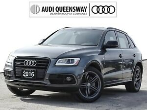 2016 Audi Q5 2.0T Progressiv|No Accidents|Nav|SLine|Competition