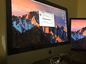 Mid 2011 iMac 21 inches