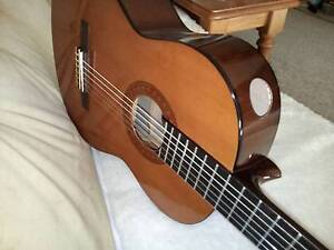 Yamaha C40 Classical Guitar with soundport - used Greenwich Lane Cove Area Preview