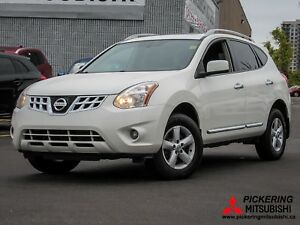 2013 NISSAN ROGUE S SPECIAL EDITION FASTKEY/BLUEOOTH/CRUISE