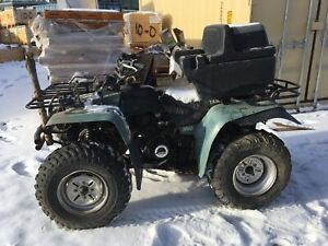 Yamaha ATV Four Wheeler