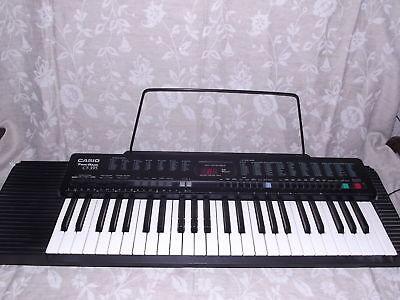 CASIO Tonebank Keyboard Musical Instrument ~ CT-395