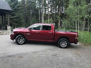 2015 RAM Ecodiesel Limited, RamBox, 4yr wty, Air Suspension,