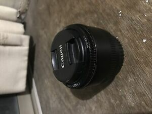 Canon EF 50mm f/1.8 nifty fifty