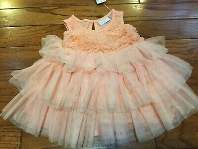 The Children's Place Baby Girls Easter Dress Size 6-9 Months NWT