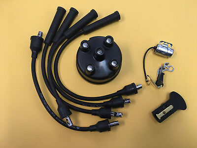 Case Tractor Complete Autolite Distributor Tune Up Kit Va Vac 200 300 400 500