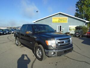 2014 Ford F-150 -BLOW OUT SALE- 4X4 CREW WWW.PAULETTEAUTO.COM