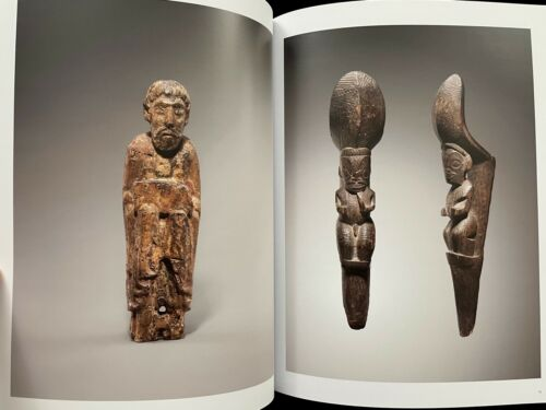 VOYAGEURS & CURIEUX EXHIBIT AFFINITY MEDIEVAL & SOUTH PACIFIC ART 2017 PNG TONGA