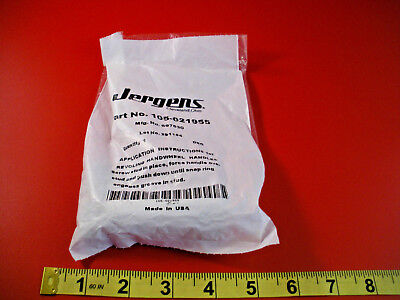 Jergens 105-021955 Revolving Hand Wheel Handle 697830 200mm Spoked Nib New