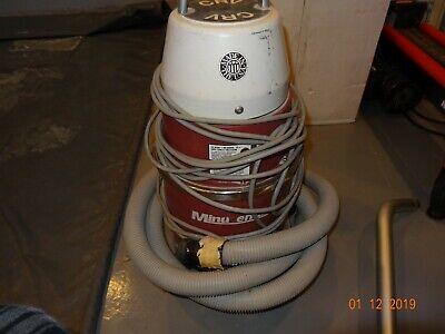 Crv Minuteman Asbestos Lead Vacuum
