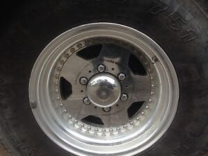 4x4 rims and tyres Labrador Gold Coast City Preview