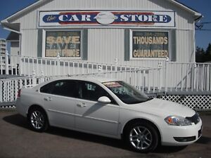 2007 CHEV IMPALA LTZ VOICE COMMAND MP3!! AUTOMATIC AIR CRUISE AL