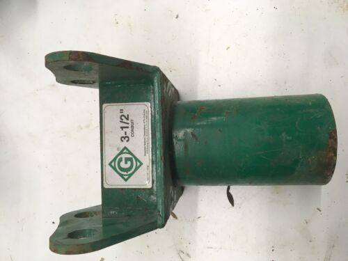 "Greenlee 3 1/2"" slip on coupling adapter sheave for ultra tugger"