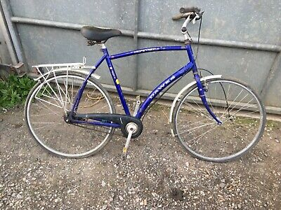 dawes bicycle city vision 4, project fixer upper
