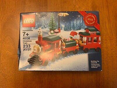 LEGO Creator Christmas Train 2015 (40138) Special Edition Set, Box Damage
