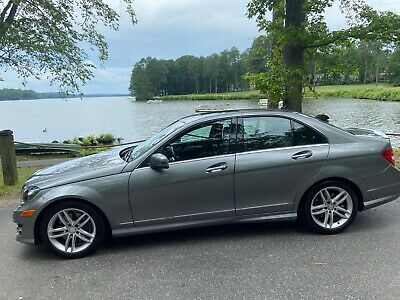 2014 Mercedes-Benz C-Class Sports 2014 Mercedes C 300 Sport 4 Matic Garaged  Low Miles Excellent No Reserve