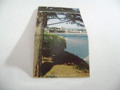 "1- Match Book, ""THE DREAM INN"", Santa Cruz, CA, complete, A+++."