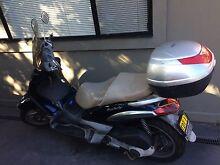 Fantastic beverly 250cc Turrella Rockdale Area Preview