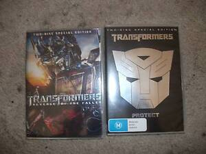 transfomer dvds Scoresby Knox Area Preview