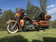 Harley Davidson Ultra Classic Wattle Ponds Singleton Area Preview