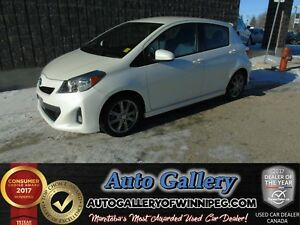 2014 Toyota Yaris SE* Low KM