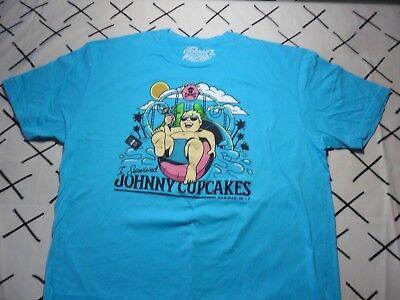 XL- Johnny Cupcakes Summer Of 2015 T- Shirt