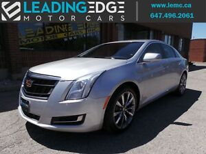 2016 Cadillac XTS Luxury Collection Heated and Cooled Seats,...