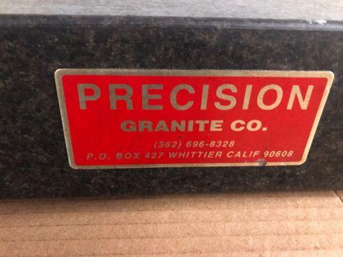 Precision Granite Surface Plate