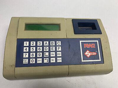 Used Silca Rw2 Programming Machine Locksmiting Equipment.
